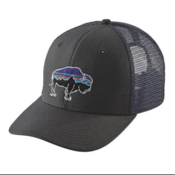 Patagonia Trucker Hat - Fitz Roy Bison. M 5b948148aaa5b8b6ec4092fd 637fd45fc4e2